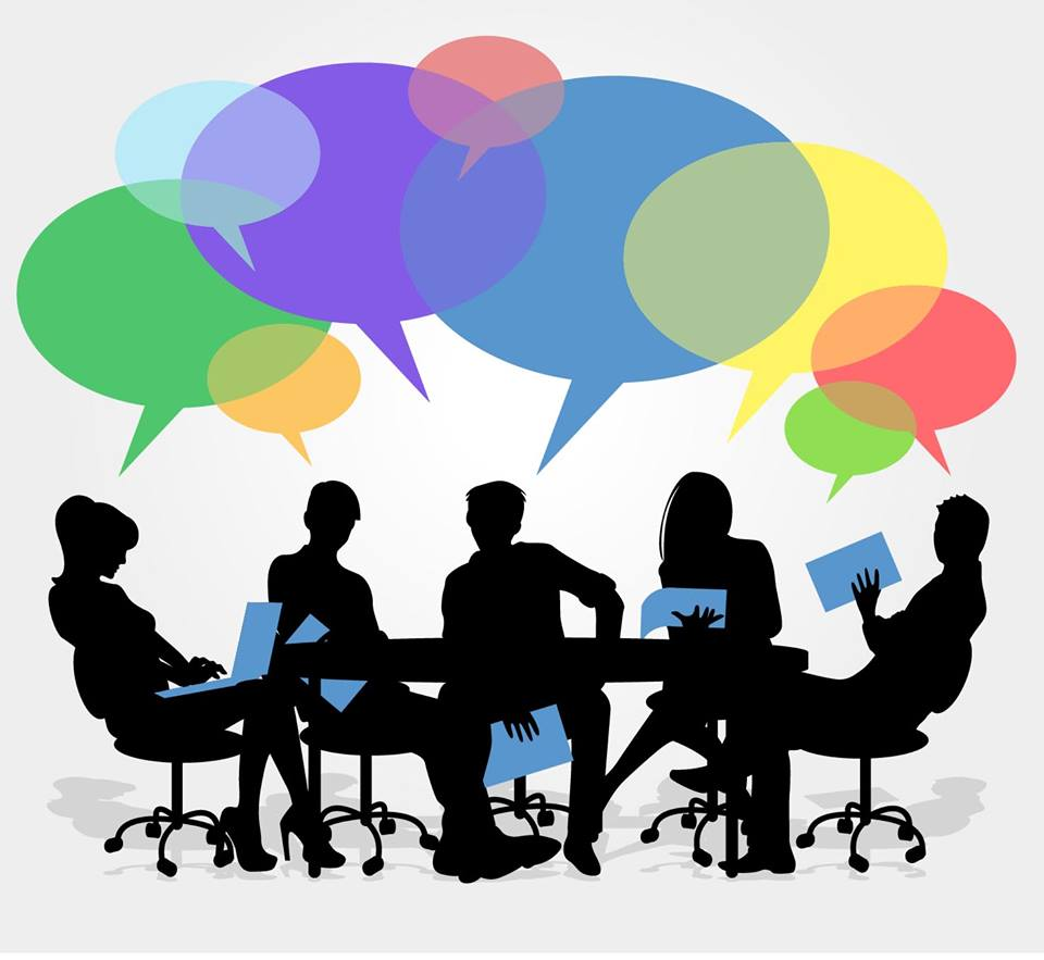 discussion skills in groups